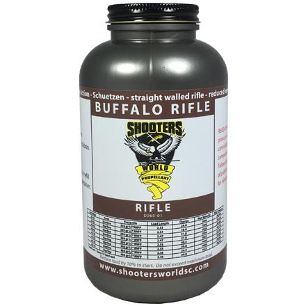 Shooters World Buffalo Rifle Smokeless Powder 1 Lb By Lovex