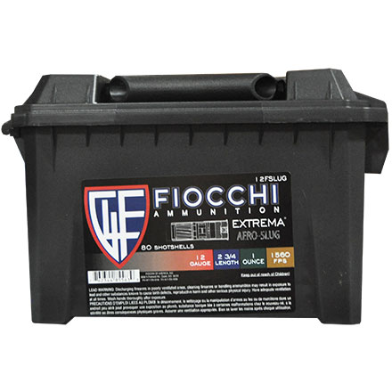 Fiocchi Field Box 12 Gauge 2 3/4