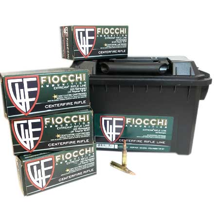Fiocchi  Field Box  223 Remington 50 Grain V-Max 200 Rounds