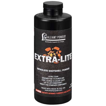 Alliant Extra-Lite Smokeless Powder 1 Lb