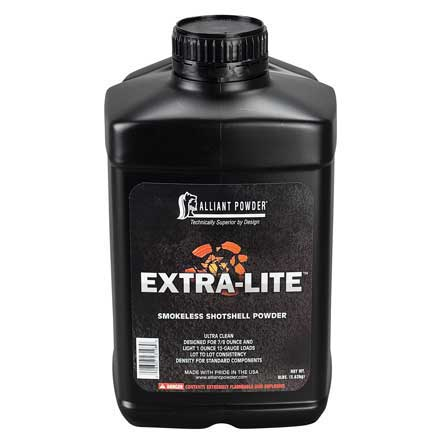 Alliant Extra-Lite Smokeless Powder 8 Lb