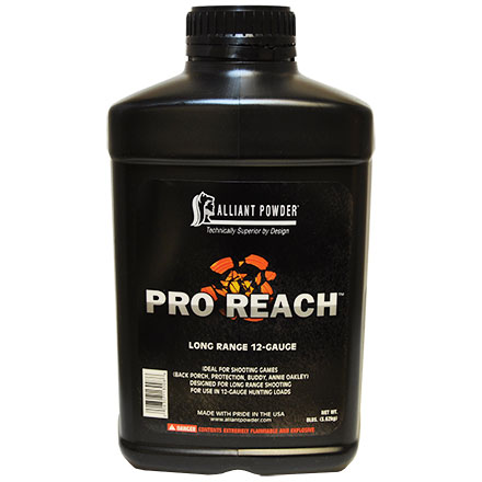 Alliant Pro Reach Smokeless Rifle Powder 8 Lb
