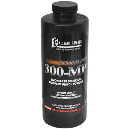 Alliant Power Pro Magnum 300-MP Smokeless Pistol Powder 1 Lb