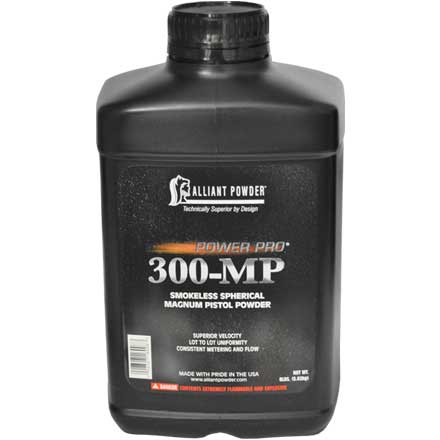 Alliant Power Pro Magnum 300-MP Smokeless Pistol Powder 8 Lb
