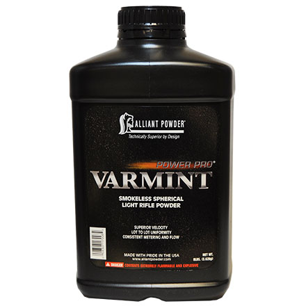Alliant Power Pro Varmint Smokeless Rifle Powder 8 Lb