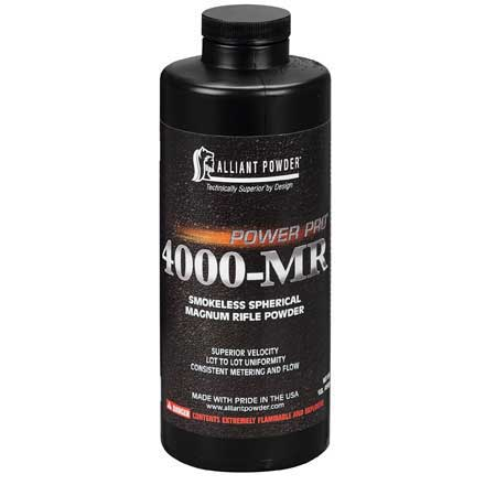 Alliant Power Pro 4000-MR Smokeless Rifle Powder 1 Lb