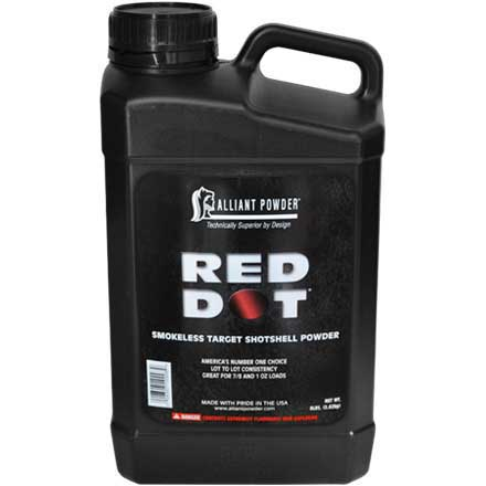 Alliant Red Dot Smokeless Shotshell Powder 4 Lb