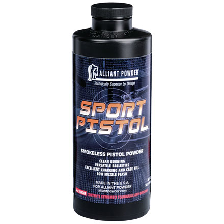 Alliant Sport Pistol Smokeless Powder 1 Lb