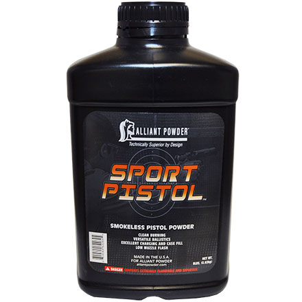 Alliant Sport Pistol Smokeless Powder 8 Lb