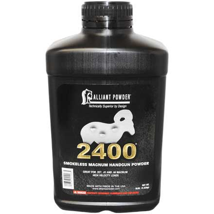 Alliant 2400 Smokeless Pistol Powder 8 Lb