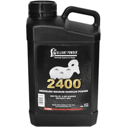 Alliant 2400 Smokeless Pistol Powder 4 Lb