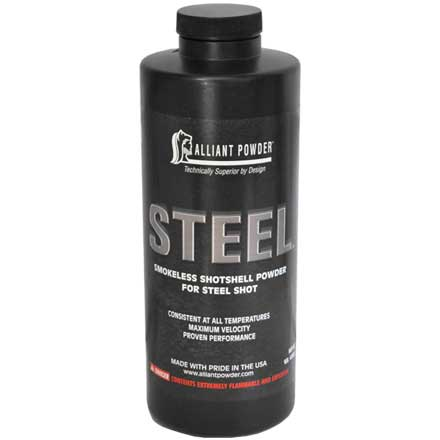 Alliant Steel Smokeless Shotshell Powder 1 Lb