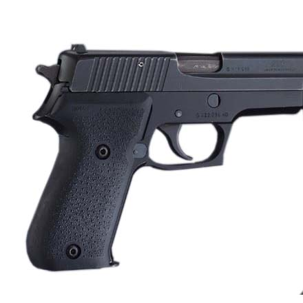 Sig P220 American .45 ACP Grips No Finger Grooves