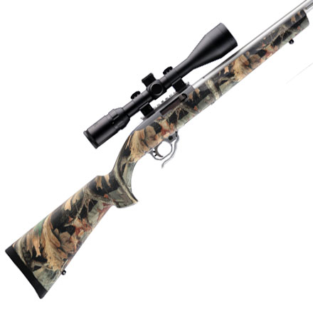 Ruger 10/22 Bull Barrel Mossy oak kings mountain shadow Camo Rubber Stock