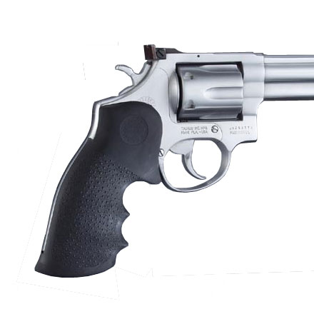 Taurus Medium & Large Frame Revolver Square Butt Grip With Finger Groove