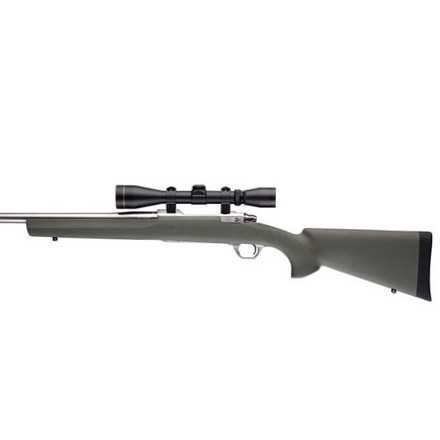 Ruger M77 MK II Long Action Standard Barrel Pillar Bed Stock OD Green