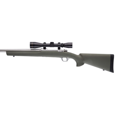 Ruger M77 MKII SA Heavy Varmint Barrel FL Bed Block Stock OD