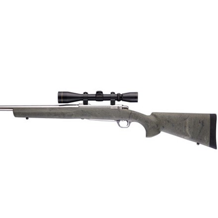 Ruger M77 MK II Short Action Standard Bar Full Length Bed Stock Ghillie Green Finish