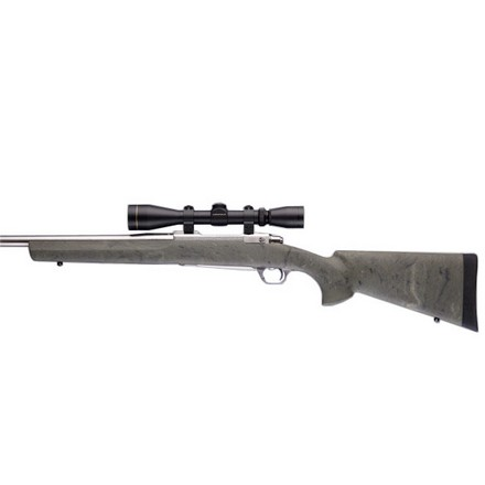 Ruger M77 MK II Long Action Standard Bar Full Length Bed Stock Ghillie Green Finish