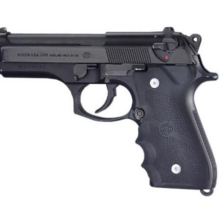 Beretta 92F 92FS 92SB 96 M-9 Wraparound With Finger Grooves