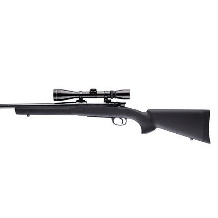 Mauser 98 Military and Sporter Actions Pillar Bed Stock Black Finish