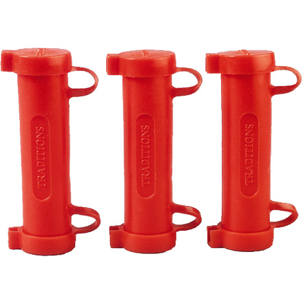 Universal Fast Loaders - 3 per - Holds 3 - 50 gr. pellets and one projectile