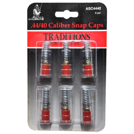 Image for 44-40 Winchester Plastic Snap Caps (6 Pack)