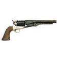 .44 Caliber 1860 Colt Army Brass Frame With Walnut Grip