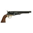 .44 Caliber 1860 Colt Army Steel Frame With Walnut Grip