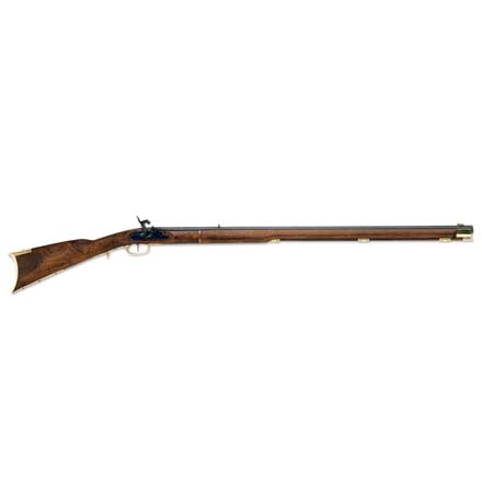 "Image for .50 Caliber 33.5"" Blued Finish Kentucky Rifle With Select Hardwood  Percussion"
