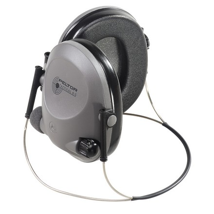 Image for Tactical 6S Behind The Head Hearing Protector Gray Domes NRR 19 DB