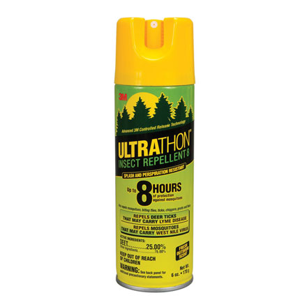 Image for 3M Ultrathon Insect Repellent 6 Oz Aerosol
