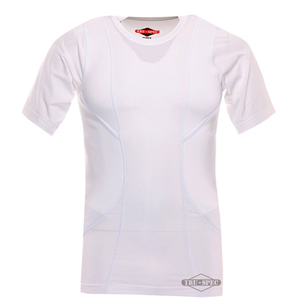 Men's 24-7 Series Concealed Holster Shirt White (XS)