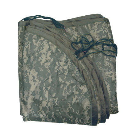 GI Poncho Liner Army Digital Camo Quilted Nylon 81