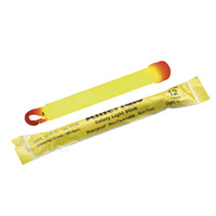 "Image for Light Stick, Yellow 6"" 12 Hours of Useable Light Military Spec (12 Pack)"
