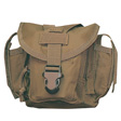 "Dump Pouch 9""x9""x2"" Attach to Vest or Range Bag Coyote Tan"