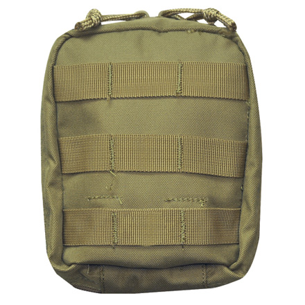 "Image for EMT Pouch 7""x7""x2.5"" Olive Drab Made for Universal Vest"
