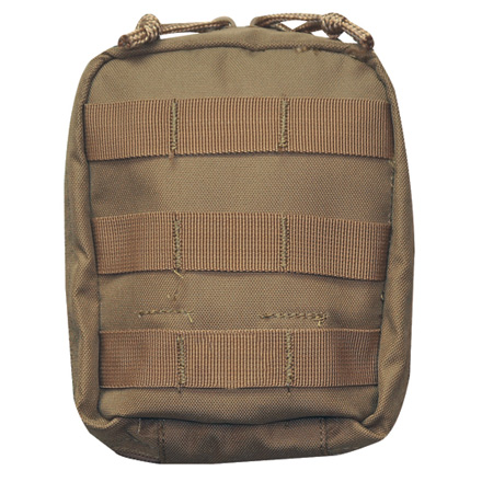 "Image for EMT Pouch 7""x7""x2.5"" Coyote Tan Made for Universal Vest"