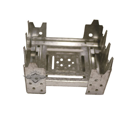 Compact Emergency Stove (Uses Any Solid Fuel Tablets)