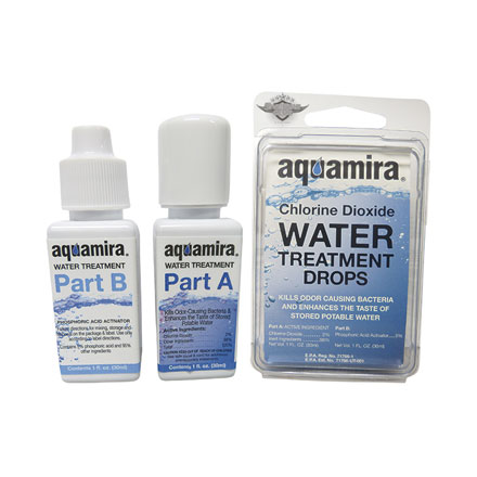 Image for Water Treatment Drops For Odor Causing Bacteria Treats 30 Gallons