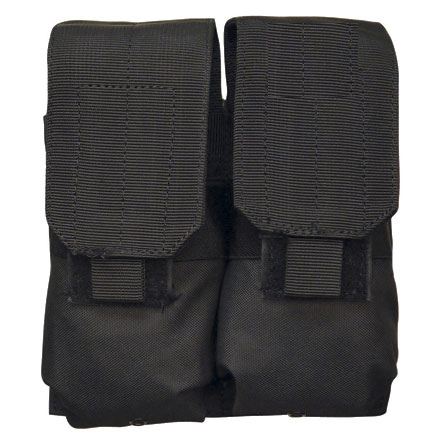 M14/M16 Double Mag Pouch Black 7