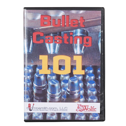 Image for Bullet Casting 101 DVD