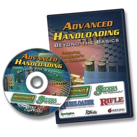 Image for Advanced Handloading Beyond The Basics DVD
