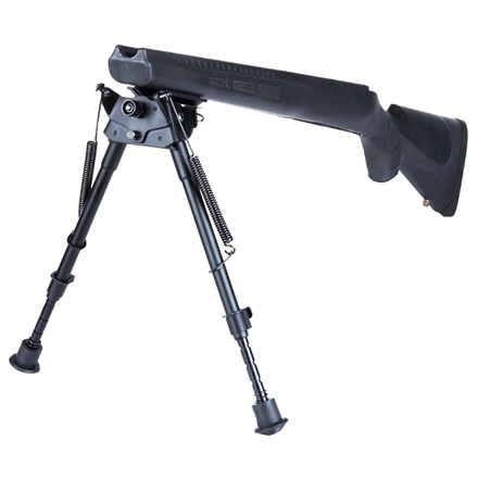"Bipod 6""-9"" Lightweight Tilt With Quick Detach Sling Swivel Stud Mount"