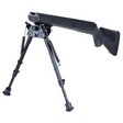 "Bipod  9""-13"" Lightweight Tilt With Quick Detach Sling Swivel Stud Mount"
