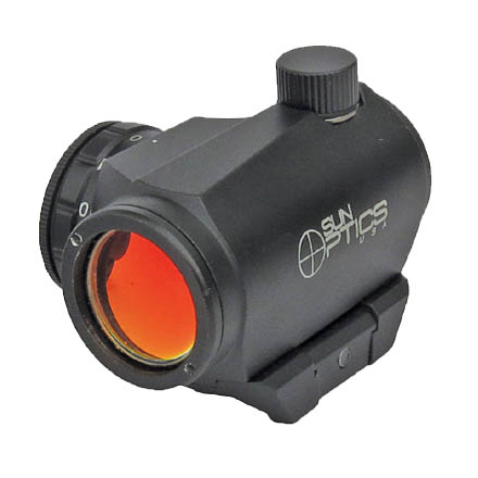 Image for Electronic Micro Sighting With 3 MOA Dot Reticle (Matte Finish)