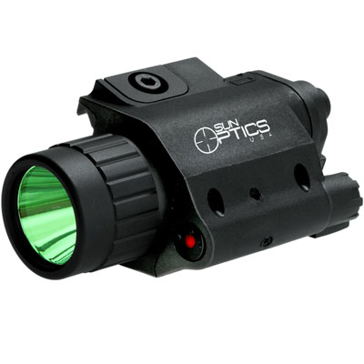 Image for Laser and Light Combo Green Light With Red Laser