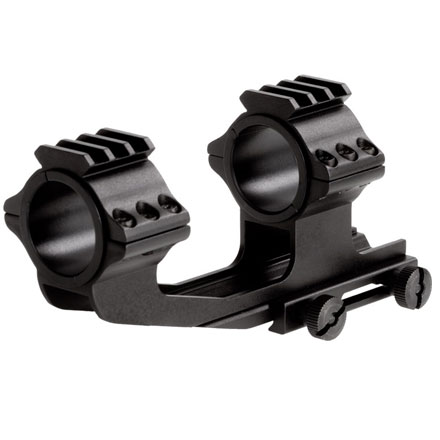 "Image for Tactical 1 Piece 30mm Mount/Ring Combo For Picatinny Rail (Includes 1"" Inserts)"