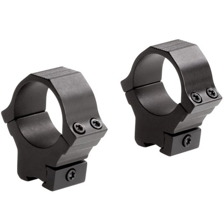 "Image for 30mm Rimfire/Airgun Sport Rings 3/8"" Dovetail Medium Matte Finish"