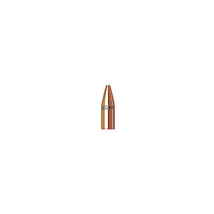 Image for 22 Caliber .224 Diameter 53 Grain Hollow Point With Cannelure Match 6000 Rounds